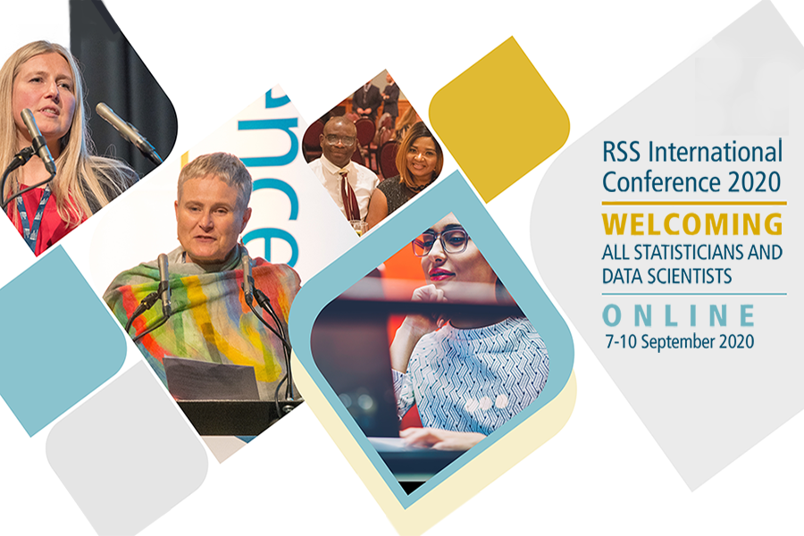 Keynote speakers confirmed for RSS 2020 as it moves online