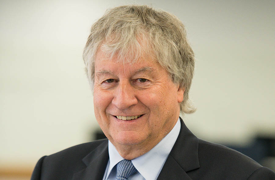 Sir Adrian Smith announced Royal Society president elect
