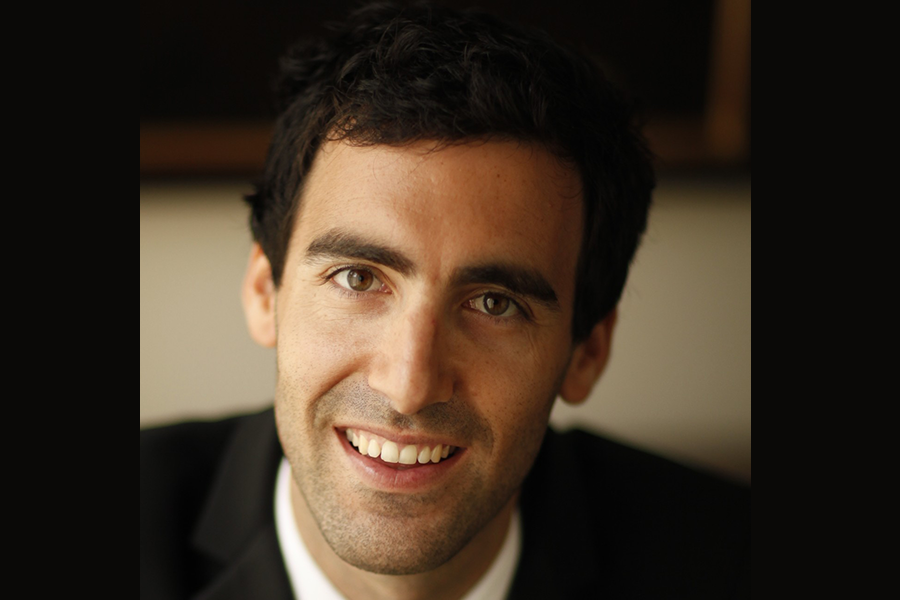 Fireside chat with Kaggle founder Anthony Goldbloom